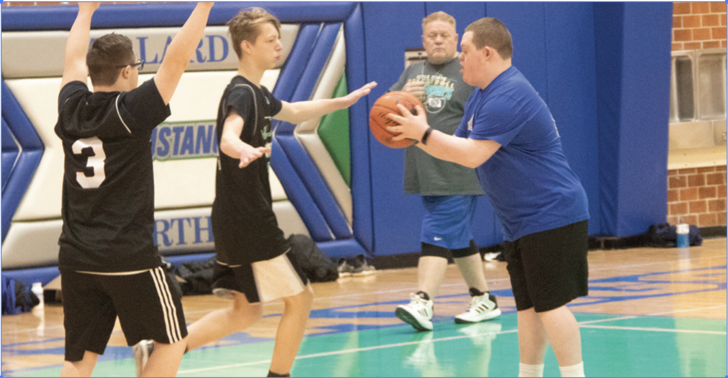 Inclusion on the court